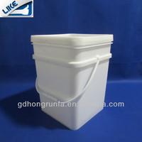 18L PP plastic bucket