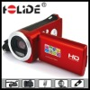 "Hot Sale!!! hand-held full HD1080P DV/digital video camera with 2.7""TFT LCD&HDMI port"