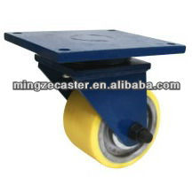 Extra heavy duty casters and wheels