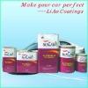 Car Refinish Paint Nitrocellulose Lacquer Paint