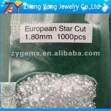 heart and arrow,8+8, cubic zirconia gemstone jewelry