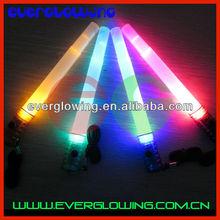 LED Glow Stick with flashlight & whistle
