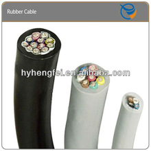 EPR Insulated CPE Sheathed Rubber Cable