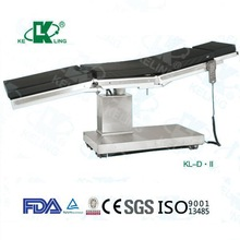 KL-D.II gynecological operating table surgical operation table c arm compatible operating table