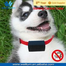 Unique wholesale vibrationg dog no shock training collar