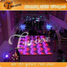 TH-401 led rgb DMX dance floor
