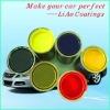 Acrylic Polyurethane Car Spray Paint Colors