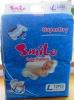 Super dry sleepy disposable baby diaper L-size (72pcs)