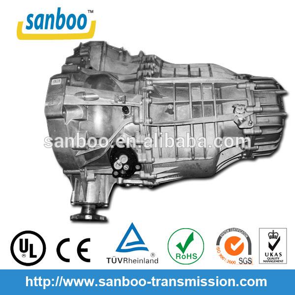 01J transmisión automática