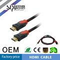Sipu multimedia de alta calidad hdmiinterfaz cable 1.4b