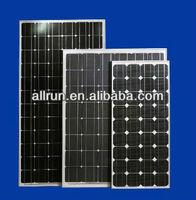 A grade High efficiency 180w photovoltaic solar panel