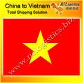 profesional promotor de la carga de vietnam