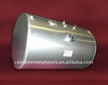 Aluminium oil tank
