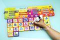 Chico de sonido super educativos de electrones juego de bloques del sistema yxk-1en juguetes para los niños