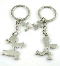 2013 newest customize logo metal keychain