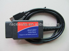 Hot Sell ELM 327 USB, Professional Car Code Reader USB ELM 327