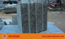 Limestone wall brick