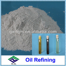activated clay refine cotton seed oil