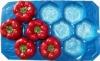 29*39cm,blue&black,PP Tomato Tray