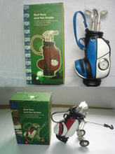 novelty golf gift set