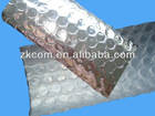 Aluminum composite bubble film for insulation material