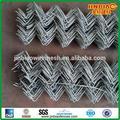 Überzogener Kettenverbindungs-Zaun PVC-50*50 (ISO)