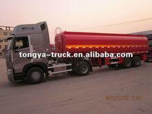 Different volume bulk cement tanker trailer truck