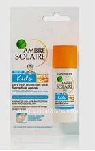 SPF30 zinc sunscreen stick