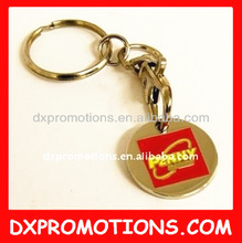 trolley keychain promotional