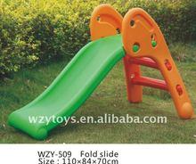 Child CE Plastic Small Fold Slide