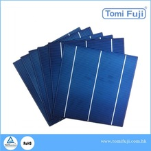 best price per watt high efficiency 6x6 inch photovoltaic polycrystalline solar cell for europe market