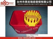 excellent plastic mop bucket mold