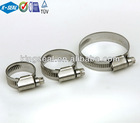Germany Type Stainless Steel hose connectors clips KEBG12X140SS