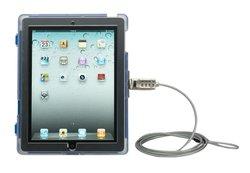 Multi Purpose Patent Security Lock for iPad 2 Case