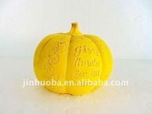 Handmade pumpkin statue for sale&Polyresin pumpkin statue