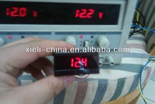 Dc 30A 50A 100A para HHO metro del coche pantalla LED