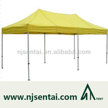 3X6M 10x20' 100% PVC Aluminum Custom Printed Automatic Outdoor Pop Up Sun Shelter Car Top Roof Camping Tents Oem Manufacture