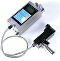 Marcador de fio impressora/data de validade e máquina de carimbar