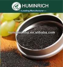 100% soluble humic and fulvic acid organic fertilizer in powder