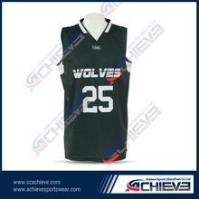 latest basketball jersey design for team