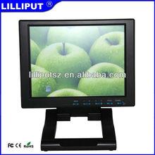 "10.4"" Desktop POS Touch Screen Monitor With HDMI DVI VGA Input"
