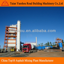 Asphalt mixing plant from 40tph to 400tph