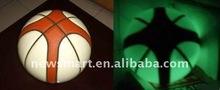 Self-luminous basketballs | Self-luminiferous/Photoluminiscence sports balls