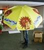 printing beach umbrella(for advertising promotion)