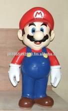 cartoon character SM-3 life size resin , fiber glass statue