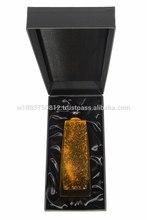 Organic cosmetic Argan oil with 23,5 carat gold