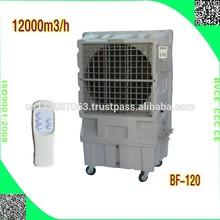 CE Certificate 7000CFM Portable Evaporative Air Cooler/Desert Cooler/Industrial Air Conditioning