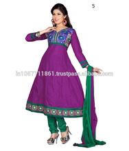Neck Designs For Cotton Salwar Kameez | Online Shopping