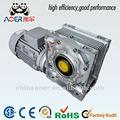 Elektro-wurm getriebemotor geschwindigkeitsreduzierer