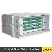 GPXX-A 48/72 cores aluminium rack enclosure